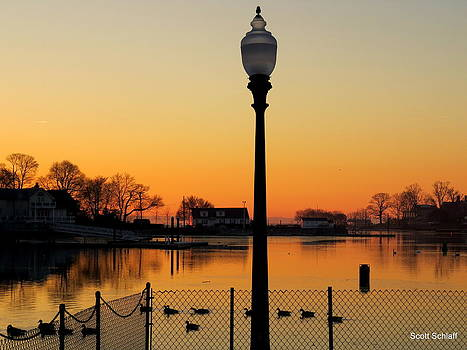 Morning Light by Scott Schlaff
