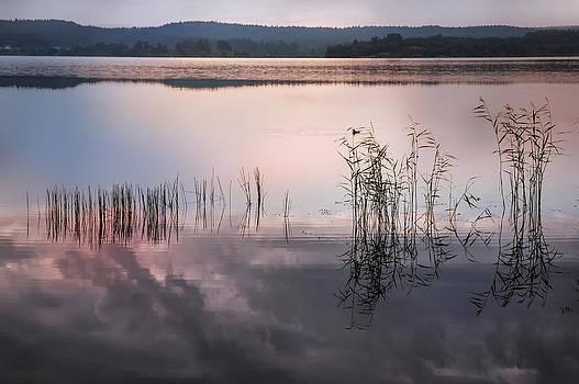 Jenny Rainbow - Morning Nocturne. Ladoga Lake. Northern Russia