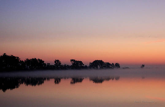 Morning Reflections by Robert Geier