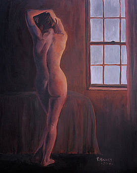 Morning Rituals by Rachel Hames