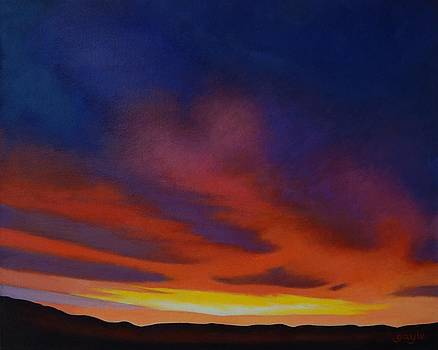 Morning Sky by Gayle Faucette Wisbon
