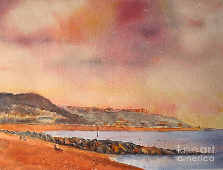 Beatrice Cloake - Morning towards Sandgate