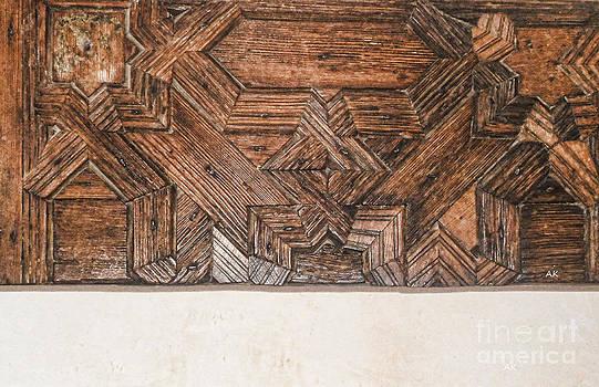 Chuck Kuhn - Morocco Architecture 3