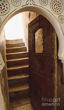 Chuck Kuhn - Morocco Door 1