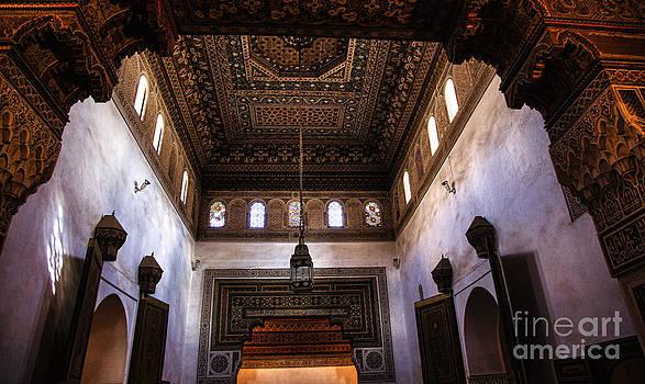 Chuck Kuhn - Morocco Interior I