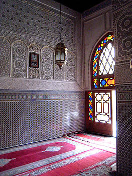 Morocco interior by Rene Roth