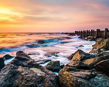 Morris Island Dream by Steve DuPree