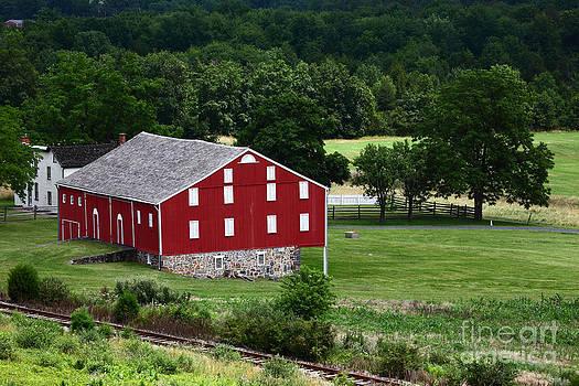 James Brunker - Moses McLean Farm Gettysburg