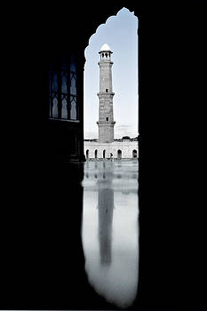 Mosque by Fuad Azmat