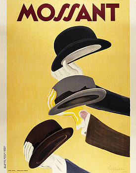 Mossant by Vintage Images