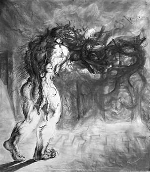 Motaur's Dream by Richard Claraval