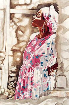 Mother Africa by Sonya Walker