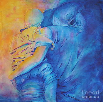 Mother and Child by Jaswant Khalsa