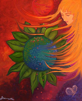 Mother Earth by Jeanette Foresta