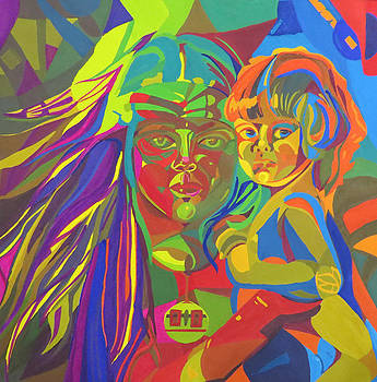 Mother  by Maryam Salamat