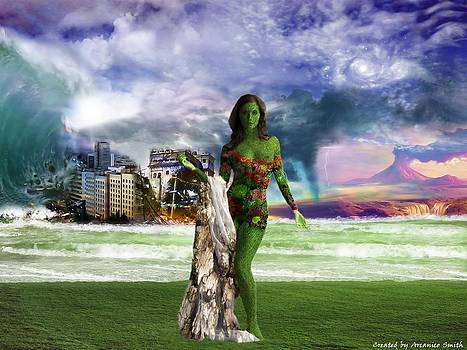 Mother Nature by Arcanico Luca Smith Acquaviva