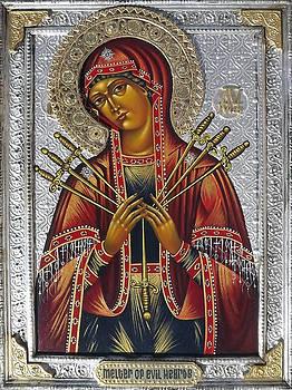 Mother of God melter of evil Hearts  by Fr Barney Deane