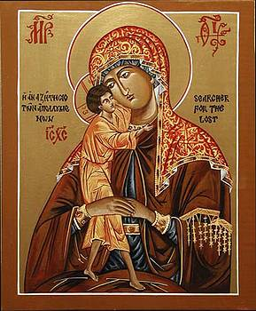 Mother of God Searcher of the Lost by Fr Barney Deane