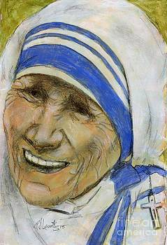 Mother Teresa by P J Lewis