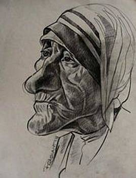 Mother Teresa by Prashant Srivastava