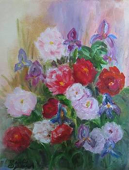 Mother's Bouquet by Carolyn Speer