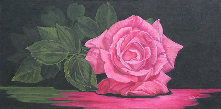 Mothers Day Rose by Wendy Shoults
