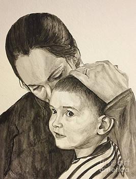 Tamir Barkan - mother