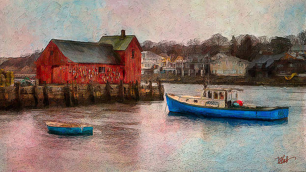 Motif #1 by Michael Petrizzo