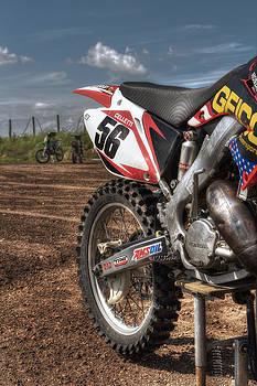 Motocross by Leonardo Marangi