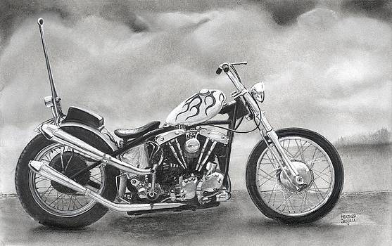 Motorcycle by Heather Gessell