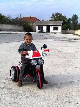 Motorist by Emilija Cerovic