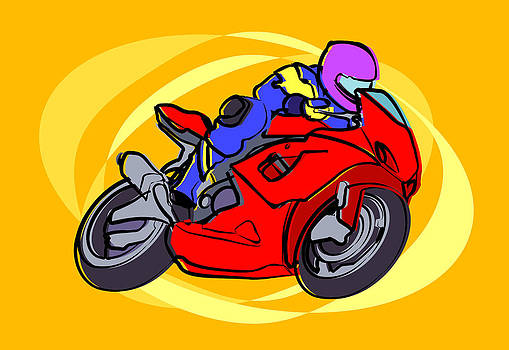 Motorsport by Adz Akin