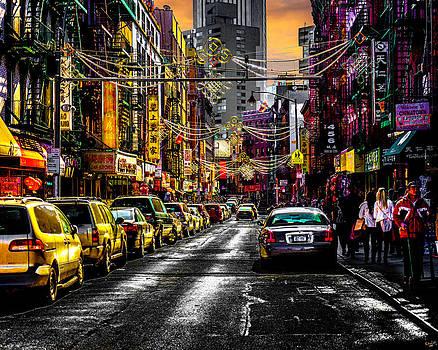 Mott Street by Chris Lord