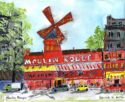Moulin Rouge by Patrick Grills