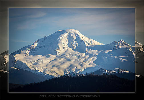 Mount Baker by DGS Full Spectrum Photography