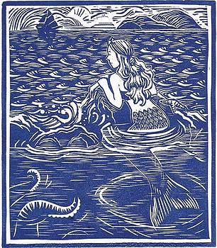 Mount Dora Mermaid by Jennifer Harper