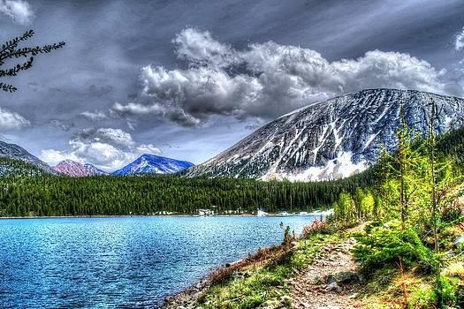 Mount Howe by Kevin Bone