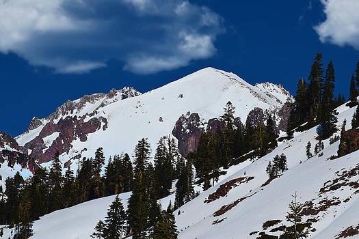 Frank Wilson - Mount Lassen Volcanic Peak