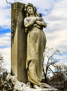 Mount Olivet Cemetery Bell Of The Ball by Photo Captures by Jeffery