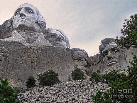 Gregory Dyer - Mount Rushmore - 06