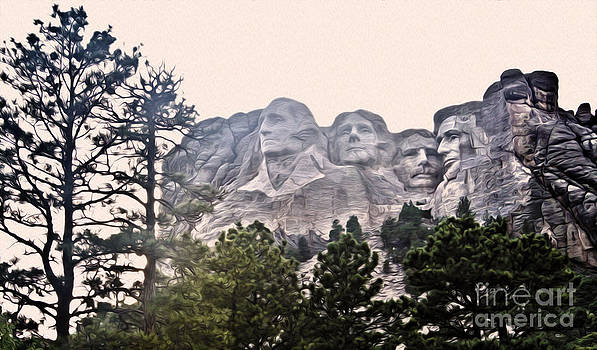 Gregory Dyer - Mount Rushmore - 07