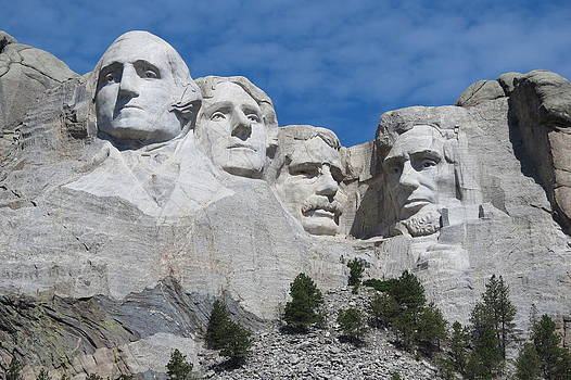Mount Rushmore by Stephen Janko