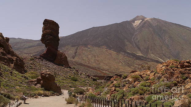 John Chatterley - Mount Teide 2