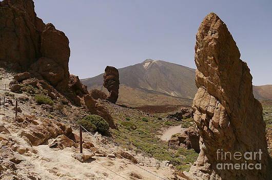 John Chatterley - Mount Teide