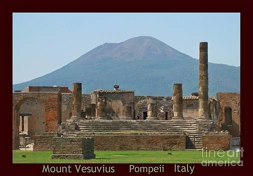 John Malone Halifax Photographer - Mount Vesuvius