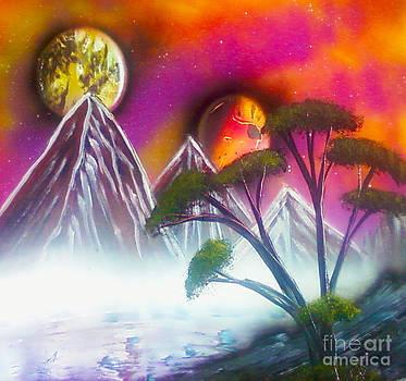 Mountain air by William  Dorsett