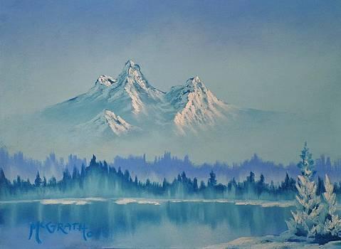 Mountain Blue  by Darren McGrath