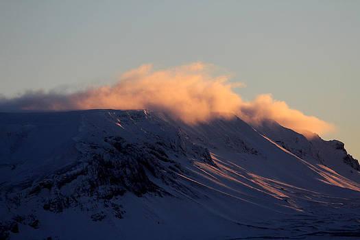 Mountain Clouds by Derek Sherwin