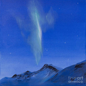 Mountain Deva by Barbara Klimova