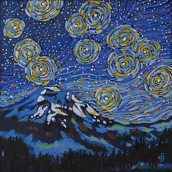 Mountain Dreams by Dorothy Jenson